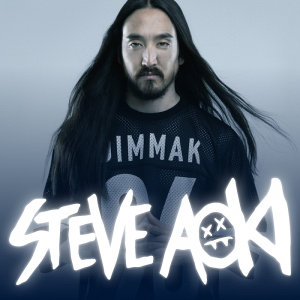 Steve Aoki © Leutgeb Entertainment Group