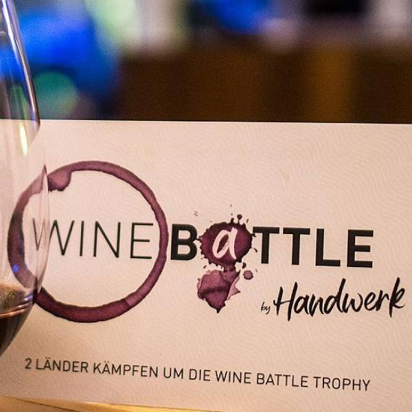 WINE BATTLE © Arcotel Wimberger