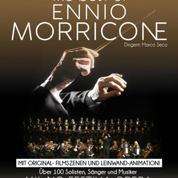 The Best Of Ennio Morricone Wiener Stadthalle Halle F Wien