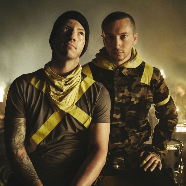 Twenty One Pilots © Barracuda Music GmbH