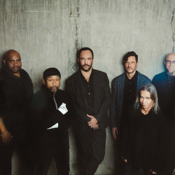 Dave Matthews Band © Barracuda Music GmbH
