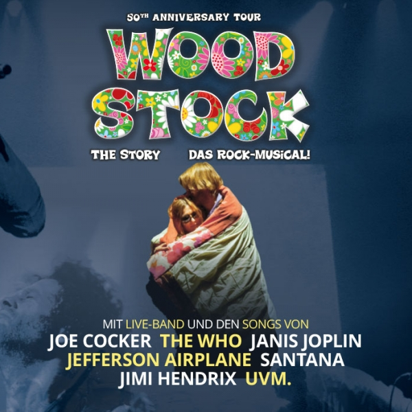 Woodstock © Cofo Entertainment GmbH & Co KG