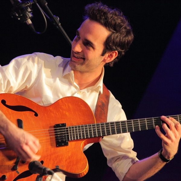 Julian Lage © Porgy & Bess