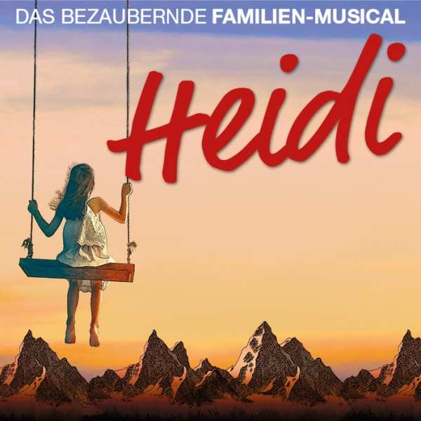 Heidi - Das Musical © Show Factory Entertainment GmbH