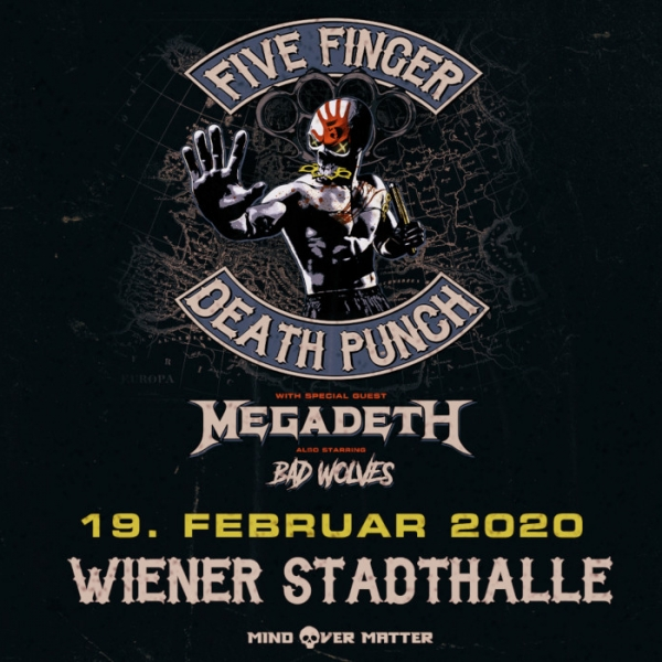 Five Finger Death Punch © Barracuda Music GmbH
