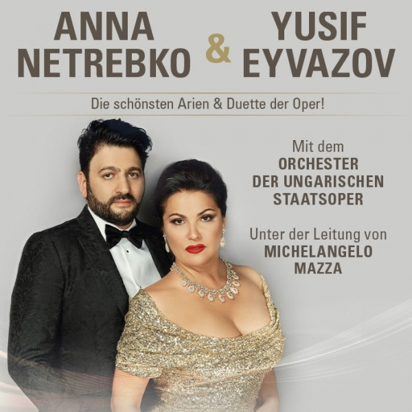 Anna Netrebko & Yusif Eyvazov © Cofo Entertainment GmbH & Co KG