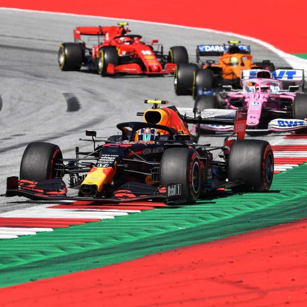 Formel 1 Tickets österreich