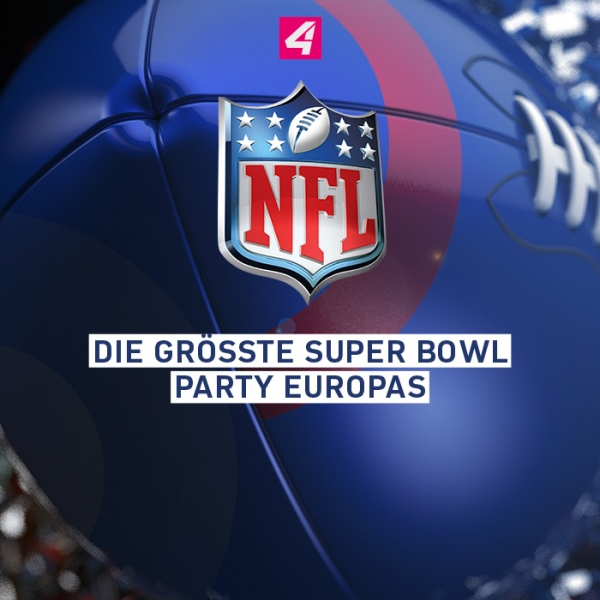 Puls 4 Super Bowl Party © Puls 4