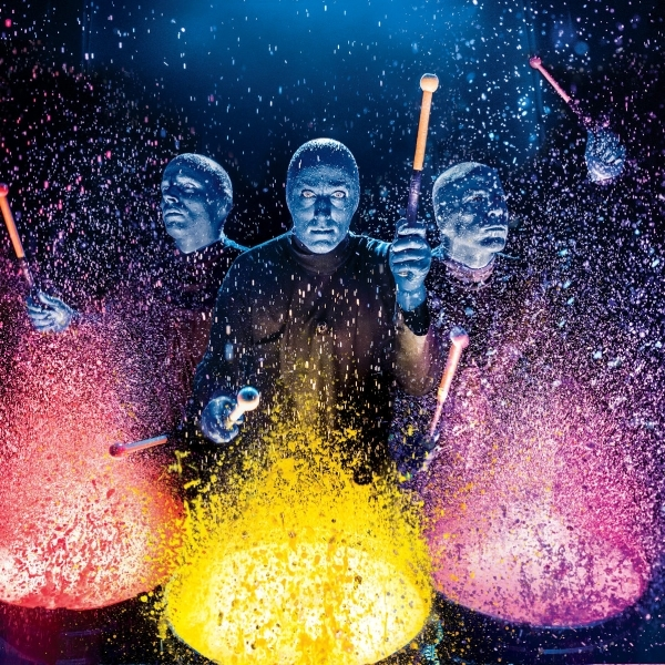 Blue Man Group © Lindsay Best