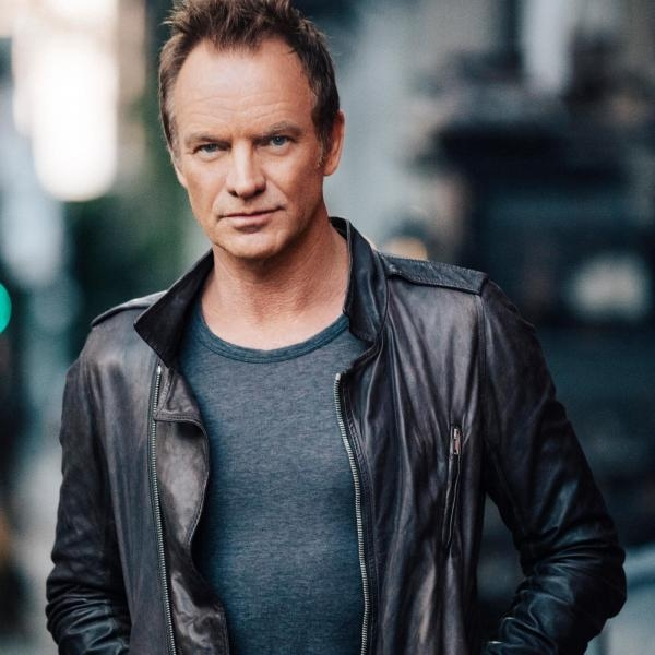 Sting © Eric Ryan Anderson