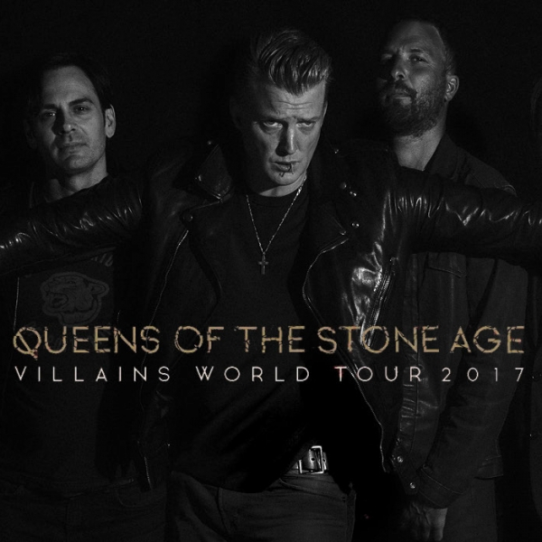 Queens of the Stone Age © Andres Neumann