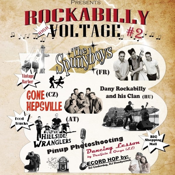Rockabilly Voltage © The Fifties Club