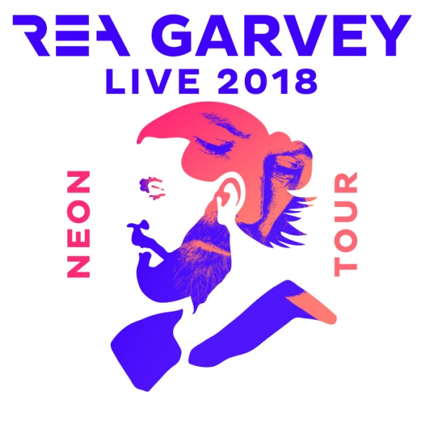 Rea Garvey © Live Nation Austria GmbH