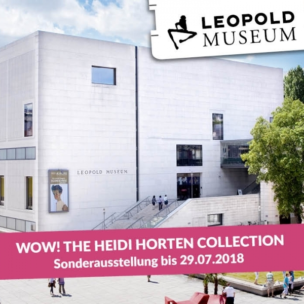 Leopold Museum WOW © Leopold Museum