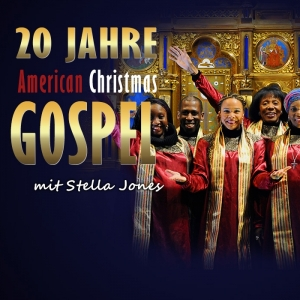 Stella Jones & American Christmas Gospel © Timeline