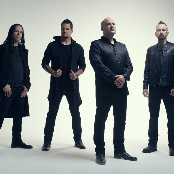 Disturbed © Travis Shinn