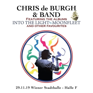 Chris de Burgh © Barracuda Music GmbH