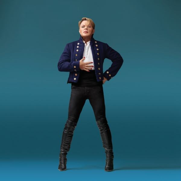 Eddie Izzard © Mick Perrin Worldwide