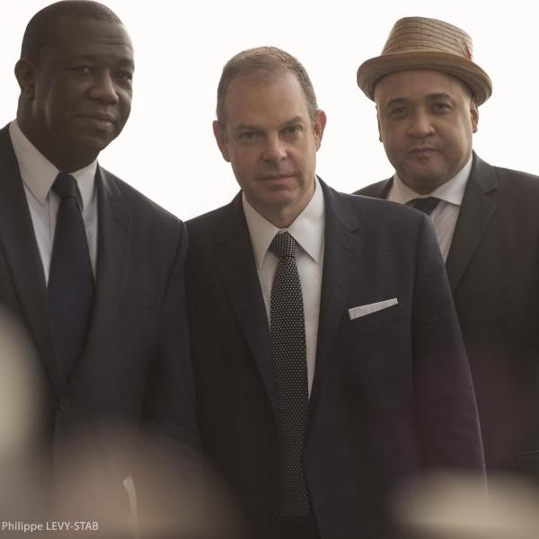 Bill Charlap Trio © Philippe Levy-Stab