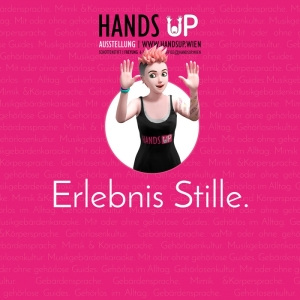 HANDS UP - Erlebnis Stille © Hands up