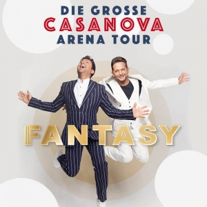 Fantasy - Casanova Arena Tour © Global Event & Entertainment GmbH