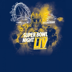 Super Bowl Night © HTM Hotel- und Tourismusmanagemen