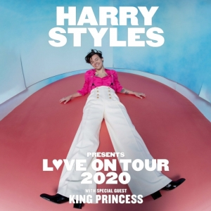 Harry Styles © Live Nation Austria