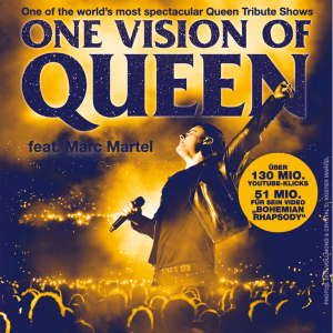 One Vision of Queen © Show Factory
