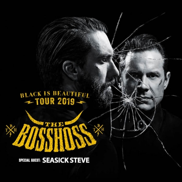 The BossHoss © Live Nation Austria GmbH