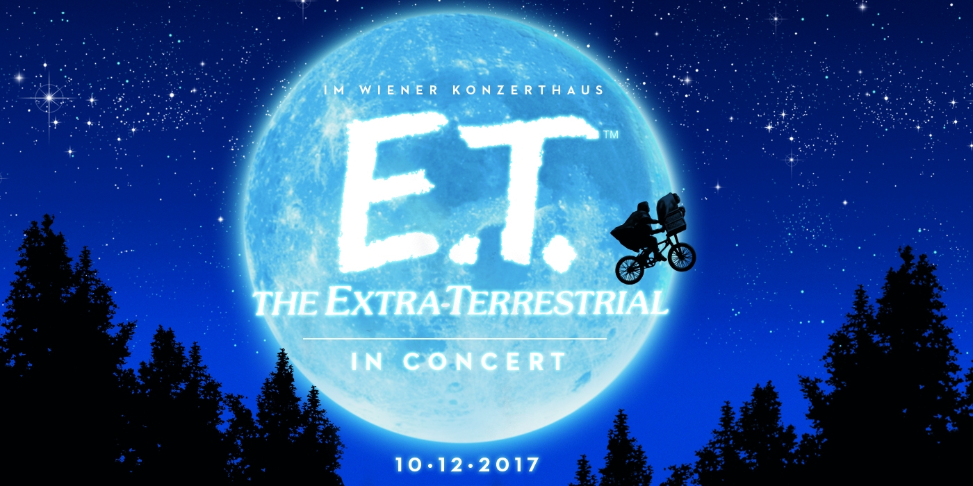 E.T. The extraterrestrial in Concert © Tomek Productions
